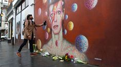 The city that gave birth to David Bowie paid tribute on Monday morning to the London boy who went on to break boundary after boundary across six decades.