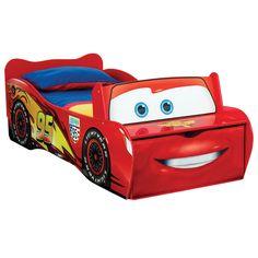Lit Enfant Lit Enfant en Bois Cars Flash McQueen Lit Enfant en Bois Cars Flash McQueen