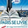 Kupferman/Pierrat au salon Paris se Livre 2013