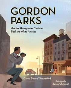 His white teacher tells her all-black class, You'll all wind up porters and waiters. What did she know? Gordon Parks is most famous for being the first black director in Hollywood. But before he made