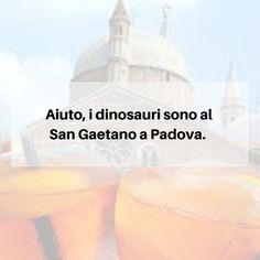 Aiuto,+i+dinosauri+sono+al+San+Gaetano+a+Padova.