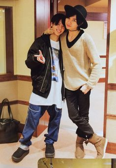 Sou and Kento