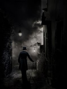 ....one night in Whitechapel...