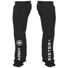 Army Sister Sweatpants