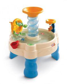 Spirallin' Seas Water Table