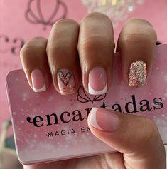 Precious Nails, Nail Art Designs, Nails Inspiration, Beauty, Pretty Nails, Simple Toe Nails, Short Nail Manicure, Nail Manicure, Make Nails Grow