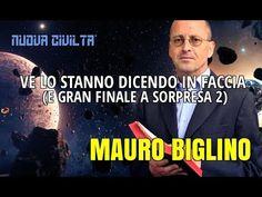Mauro Biglino - Ve lo stanno dicendo in faccia (e gran finale a sorpresa 2) - YouTube