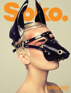 Soko. Digital Magazine By Pierre Dal Corso