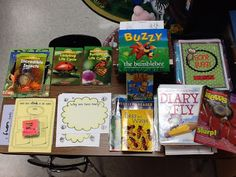First Grade Critter Cafe: Incredible Insects: Day 1 and some freebies!