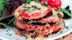 Dish Do-Over: Eggplant Parmesan by Chef Jo Lusted