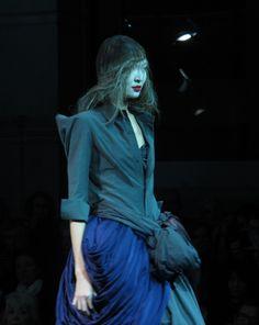 Yohji Yamamoto spring 2011