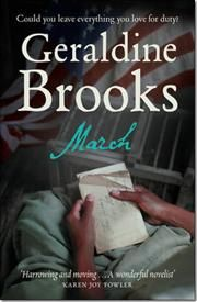 March af Geraldine Brooks, ISBN 9780007165872