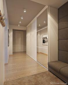 Apartment Entrance, Home Entrance Decor, House Entrance, Home Decor, Entrance Hall, Hall Wardrobe, Wardrobe Design Bedroom, Closet Designs, Hallway Designs