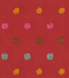 Upholstery Fabric-Dena Eye Candy Gypsy