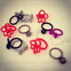 Rings! Nylon or Stainless steel