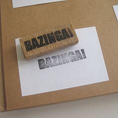 Bazinga! by  LittleGreyClouds