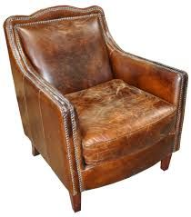 Noir 973 Club Chair, Vintage Leather is part of Leather Home Accessories Club Chairs - Found It Cheaper Somewhere Else Live Chat with our Lighting Experts for a Better Price! Types Of Furniture, Design Furniture, Rustic Furniture, Basement Furniture, Furniture Online, Antique Furniture, Furniture Ideas, Library Furniture, Rustic Chair