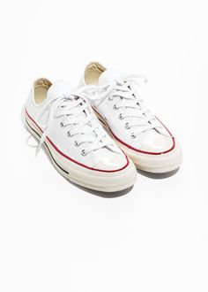 low priced 52ac0 aa7f0 Back image of Stories chuck taylor all star 70 low in white Converse All  Star White