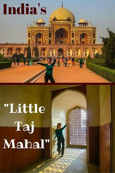 Loving India's Little Taj Mahal: Humayun's Tomb