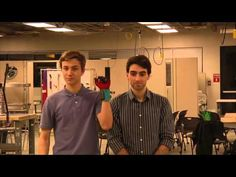 SignAloud Demo - YouTube Lemelson-MIT Student Prize for gloves that translate sign language