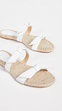 68cf5c459880 Alexandre Birman Clarita Braided Flat Sandals