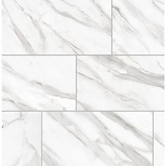 Florida Tile Home Collection Michelangelo Calacatta