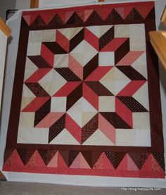 carpenter star (maryquilts.com)