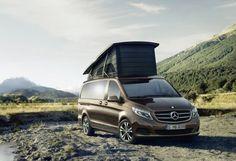 #Mercedes Marco Polo : camping de luxe - Blog #Autoreflex