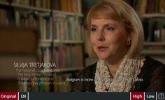 Silvija Tretjakova, National Library Latvia