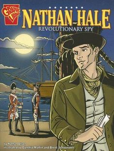 Graphic Library: Nathan Hale