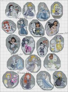 Copertine Punto Croce Disney Wallpapers Real Madrid
