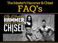 Questions about Beachbody's The Master's Hammer and Chisel program?  Here are common FAQ's.  Learn all about the program, who it was designed for, what results to expect, the nutrition plan, what is included in the kits, and more.  See complete reviews and resources on WeighToMaintain.com.