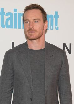 "Michael Fassbender Photos Photos - Michael Fassbender arrives for a special screening of ""Alien: Covenant"" at Entertainment Weekly, May 15, 2017 in New York.  / AFP PHOTO / Bryan R. Smith - 'Alien: Covenant' Special Screening"