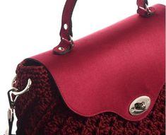 Handibrand.gr - Χειροποίητη τσάντα. Σεμινάρια & Υλικά κατασκευής για χειροποίητες τσάντες. Πλεχτές τσάντες. e-shop υλικών χειροποίητης τσάντας. Yarns, Shoulder Bag, Metal, Leather, Diy, Fashion, Do It Yourself, Moda, Bricolage