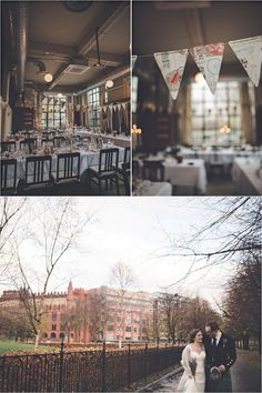 West Brewery, Glasgow.   23 Incredible Places In Scotland Where You Can Get Married