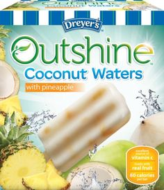 Free Dreyer's Outshine Bars, Cheap Diet Pepsi and More at Target, Starting Frozen Fruit Bars, Frozen Treats, Dairy Freeze, Healthy Snacks, Healthy Recipes, Healthy Desserts, Cheap Diet