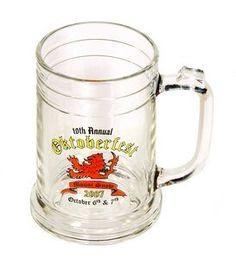 16 Oz. Colonial Beer Stein Mug