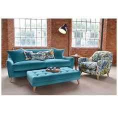 The Foxhills Set is a stunning set for your serene living space, with a gorgeous mix and match style no one will ever suspect its a set. Available in store only at the Peter Green showroom, in Chandlers Ford. Blue Sofas Living Room, Furniture Shop, Sofa Uk, Contemporary Sofa, Small Sofa, Sofa Design, Living Room Sofa Design, Large Sofa, Furniture