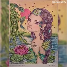 Finished my Pisces ♓ girl from #astroinklings #astroinklingspisces @tanyabondart #tanyabond #tanyabondart #astroinklingscoloringbook #lovecoloring #loveart #art #fangcolourfulworld #divasdasartes #adultcoloring #adultcolouring #instacoloring #arte_e_colorir #colore_arte #coloring_repost #artoninstagram #colorindooninstagram #coloringoninstagram #mycreativeescape #prismacolor #arttherapy #coloringforadults #coloringforrelaxation #prazeremcolorir_e_desafiar #nossojardimcolorido #artisfun #c...