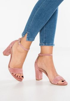 Strappy heels from Pier One