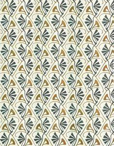 Textile Design by Bernhard Wenig