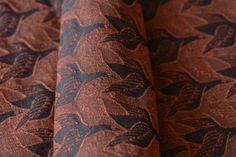 Two Birds Rust size 6 4.70m by Artipoppe on Etsy