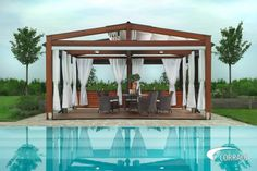 18 Modern Pergola Designs For Your Garden - Top Inspirations