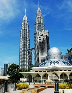 Kuala Lumpur. I have to post another picture of these caves not far from the city. . .