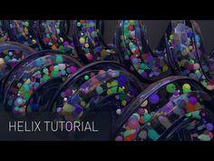 Helix houdini tutorial - YouTube