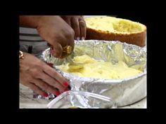 Programa da Leticia Bolo Mousse de Maracuja - Maria Boleira - YouTube
