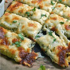 Low Carb Cauliflower Breadsticks – Real Housemoms