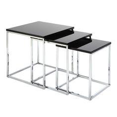 Jessie 3 Piece Nesting Tables
