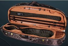 Pedi Violin Case 8300 Brown exterior with Brown interior *** Check out the image by visiting the link.Note:It is affiliate link to Amazon.