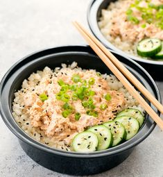 Canned Tuna Recipes, Rice Recipes, Lunch Recipes, Seafood Recipes, Low Carb Recipes, Cooking Recipes, Healthy Recipes, Spicy Tuna Recipe, Spicy Tuna Salad